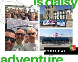 DAISY u Portugaliji