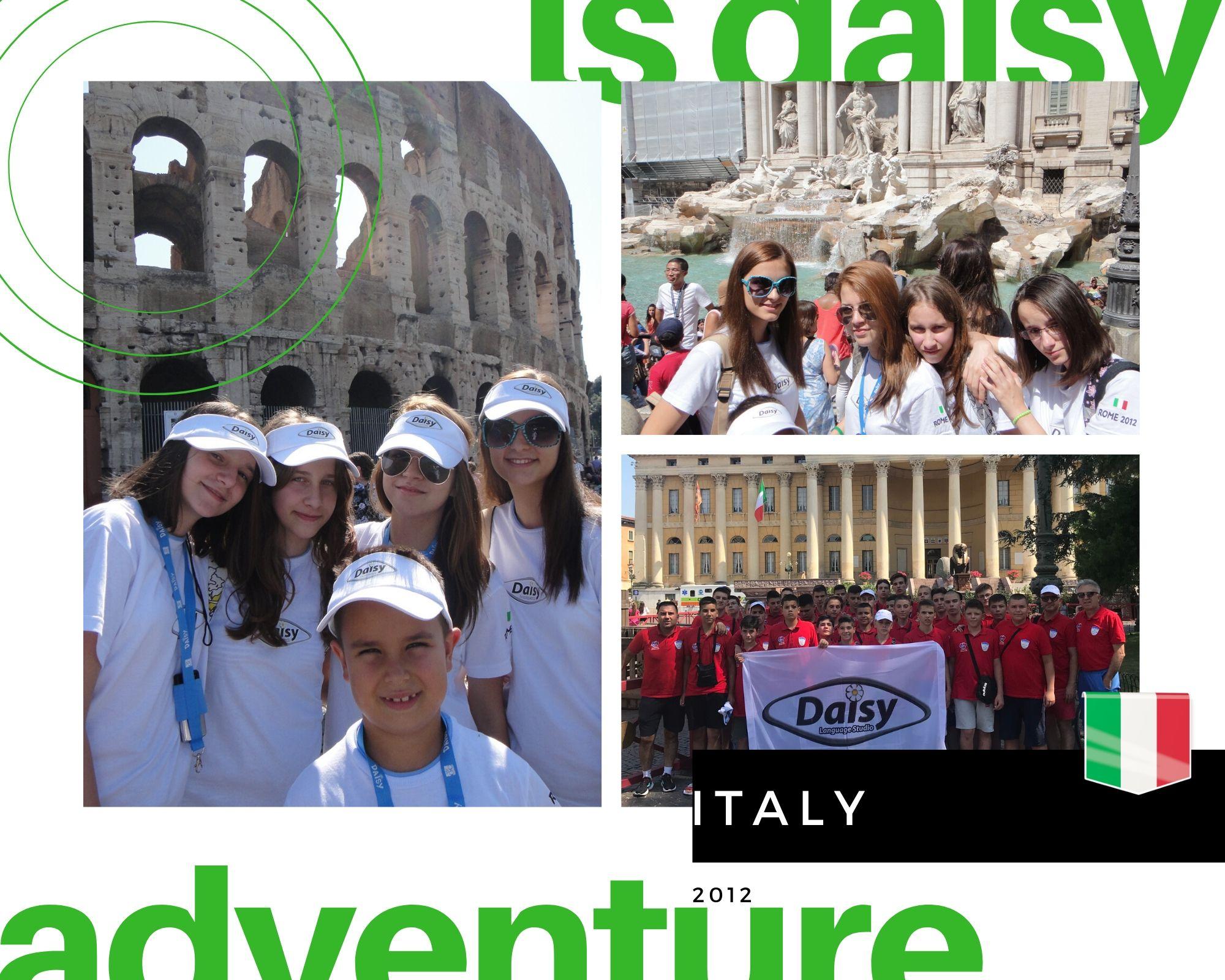DAISY Adventure Italy