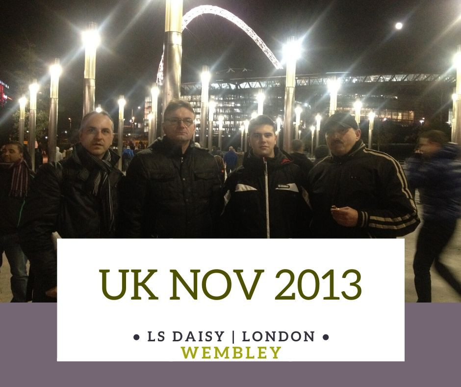 LS DAISY UK Nov 2013