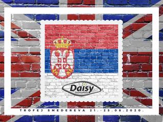 LS DAISY domaćin rukometnoj reprezentaciji Velike Britanije