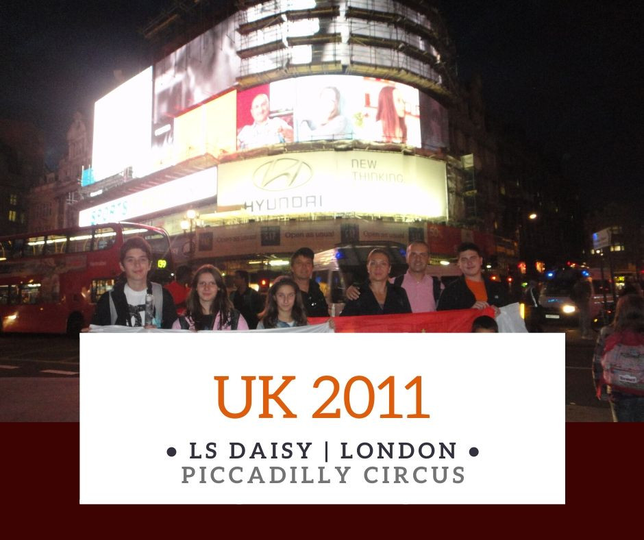 LS DAISY UK 2011