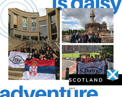 DAISY Adventure Scotland