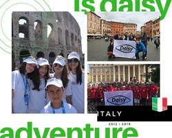 DAISY u Italiji