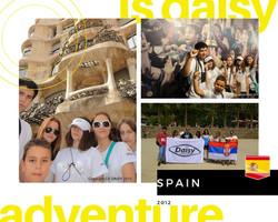 DAISY Adventure Spain