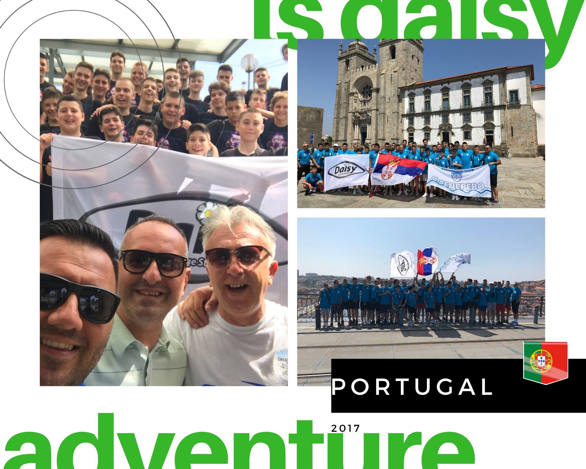 DAISY Adventure Portugal