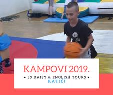 LS DAISY Kampovi 2019_