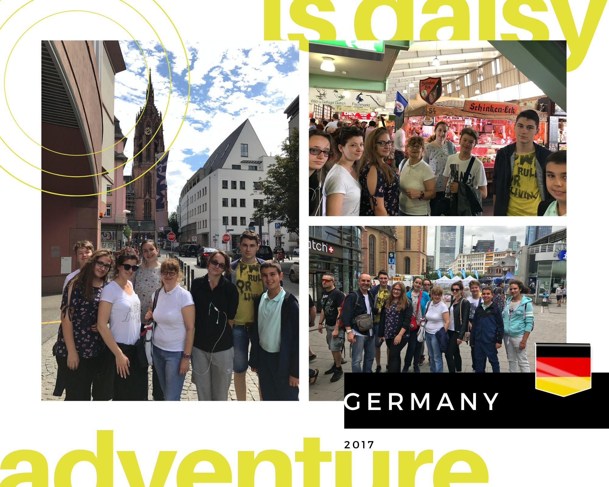 DAISY Adventure Germany