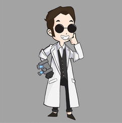 """""""Doc"""" by crylic_ink"""