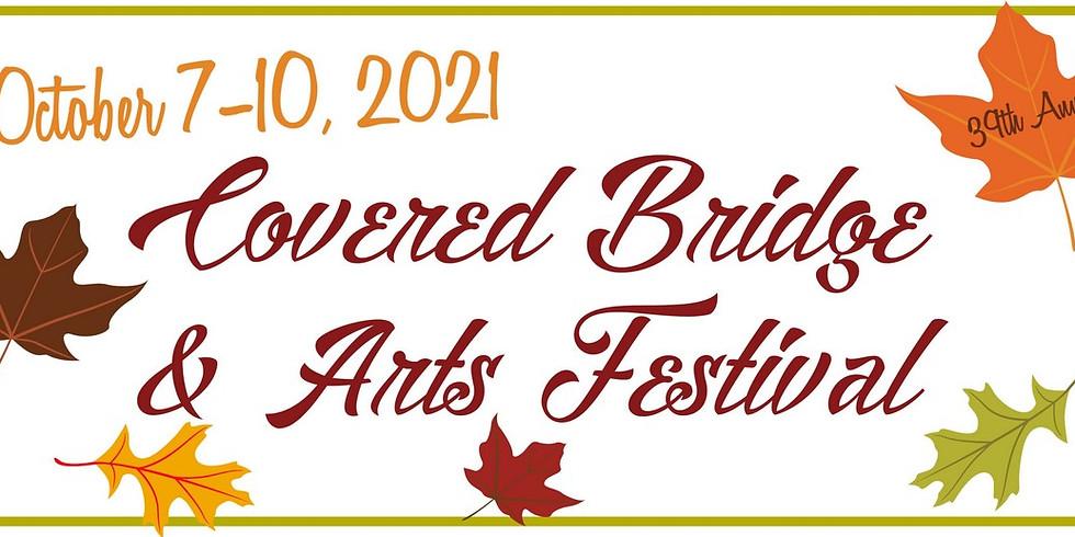 Covered Bridge Festival - New Location