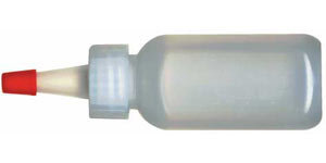 A610903   SLIP TRAIL BOTTLE WITH YORKER CAP, 1 OZ