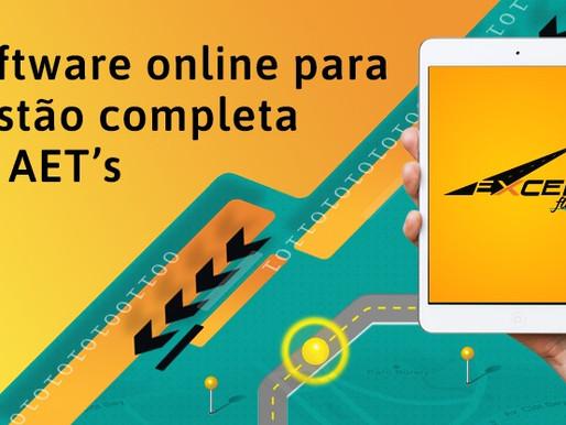 Software online para gestão completa de AET's