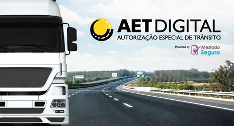 Lançamento antecipado da AET Digital