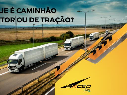 O que é Caminhão Trator ou de Tração?