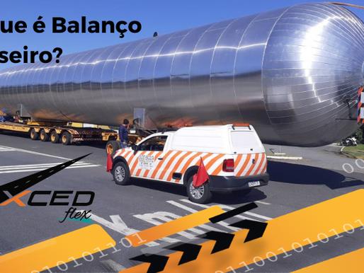 O que é Balanço Traseiro?