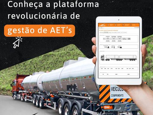 Conheça a plataforma revolucionária de gestão online de Aet's e documentos!