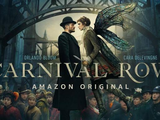 Critiq'Express (sans spoiler) : Faut-il voir Carnival Row sur Prime vidéo ?
