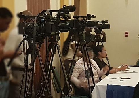 Media in Guyana