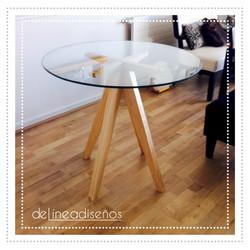 Mini mesa de Comedor