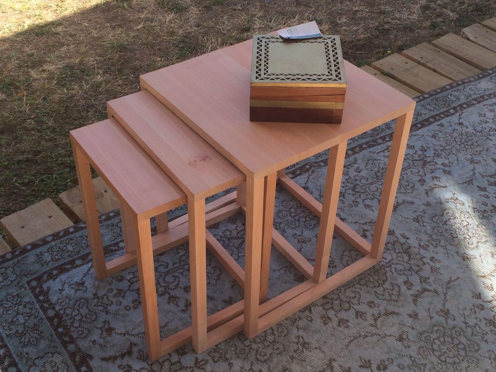 Mesas 3 en 1