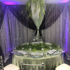 Custom Designed Private Party for Six