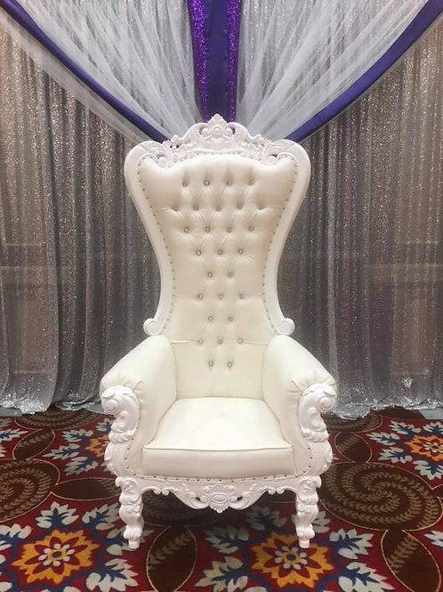 Large Throne Chair