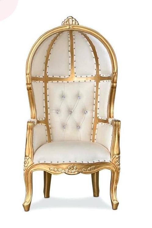 Child's Throne Chair