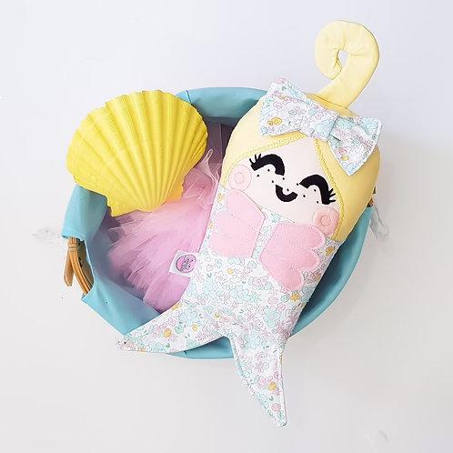 Custom Baby Mermaid
