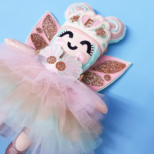 Mermaid Fairy Princess NUGdoll
