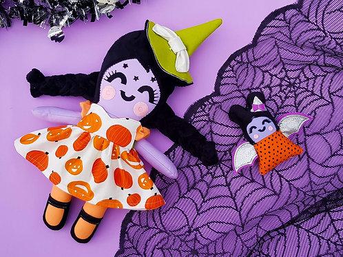 Spookie Cutie Witch