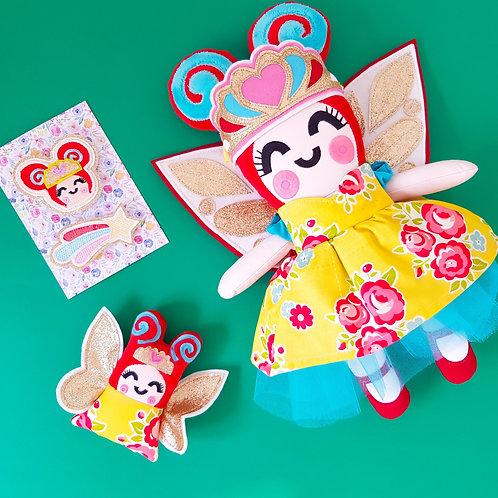 Princess Fairy NUGdoll Giftset