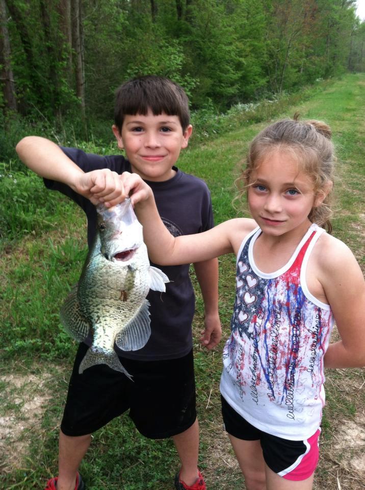 Fishing at Lakeview!