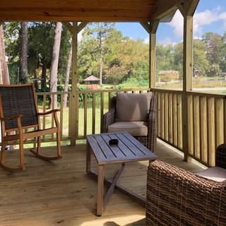 Cottage 7 Porch