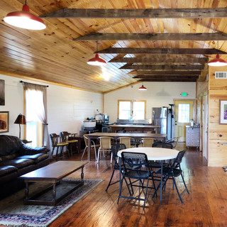 Community Cottage Interior