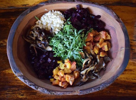 An New Experience on Dining with Medicinal Mushrooms.