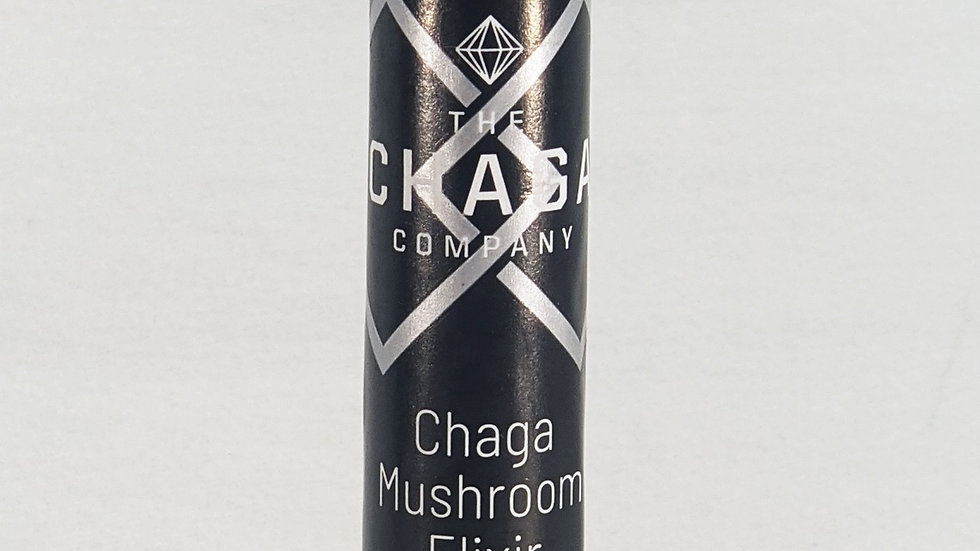 Chaga Mushroom Elixir Powder