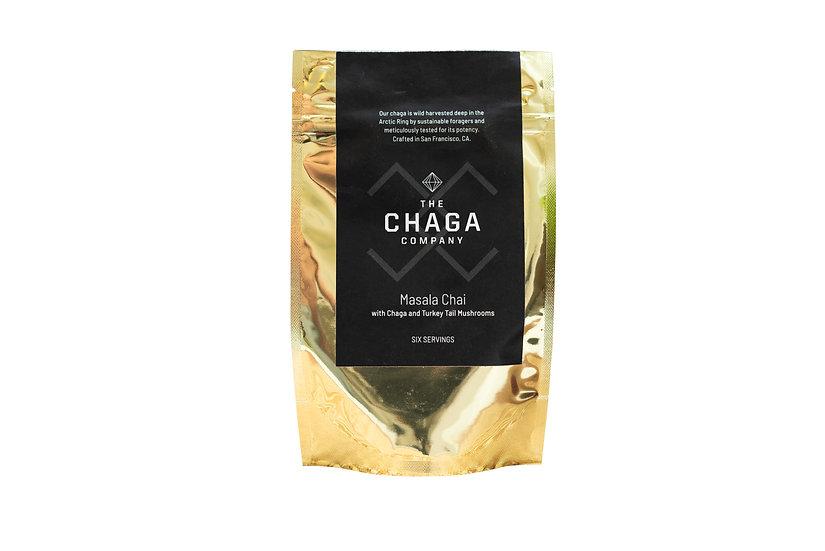 MASALA CHAI WITH CHAGA
