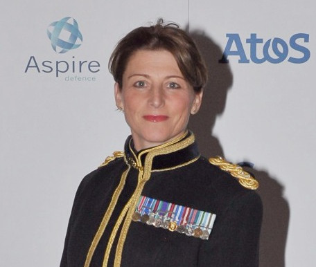 Blog by Women in Defence Awards 2016 Winner Lucy Giles