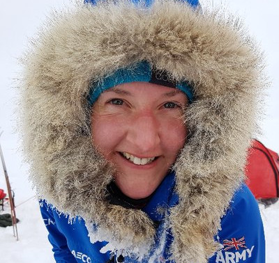 Overcoming Antarctica: An Evening with Ice Maiden, Lance Sergeant Sophie Montagne