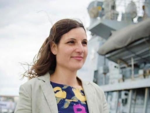 Blog by Women in Defence Awards 2016 Winner Amelia Gould