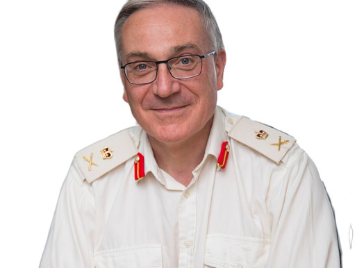 In Conversation with Lieutenant General Richard Nugee