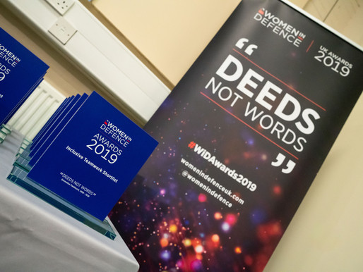 Event Report: Women in Defence UK 2019 Inaugural Conference and Shortlisting Awards Ceremony