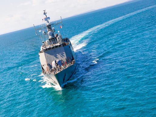 The Royal Fleet Auxiliary: An alternative career in Defence
