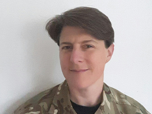 Outstanding Contribution Award Finalist: Captain Emma Holt (The Army)