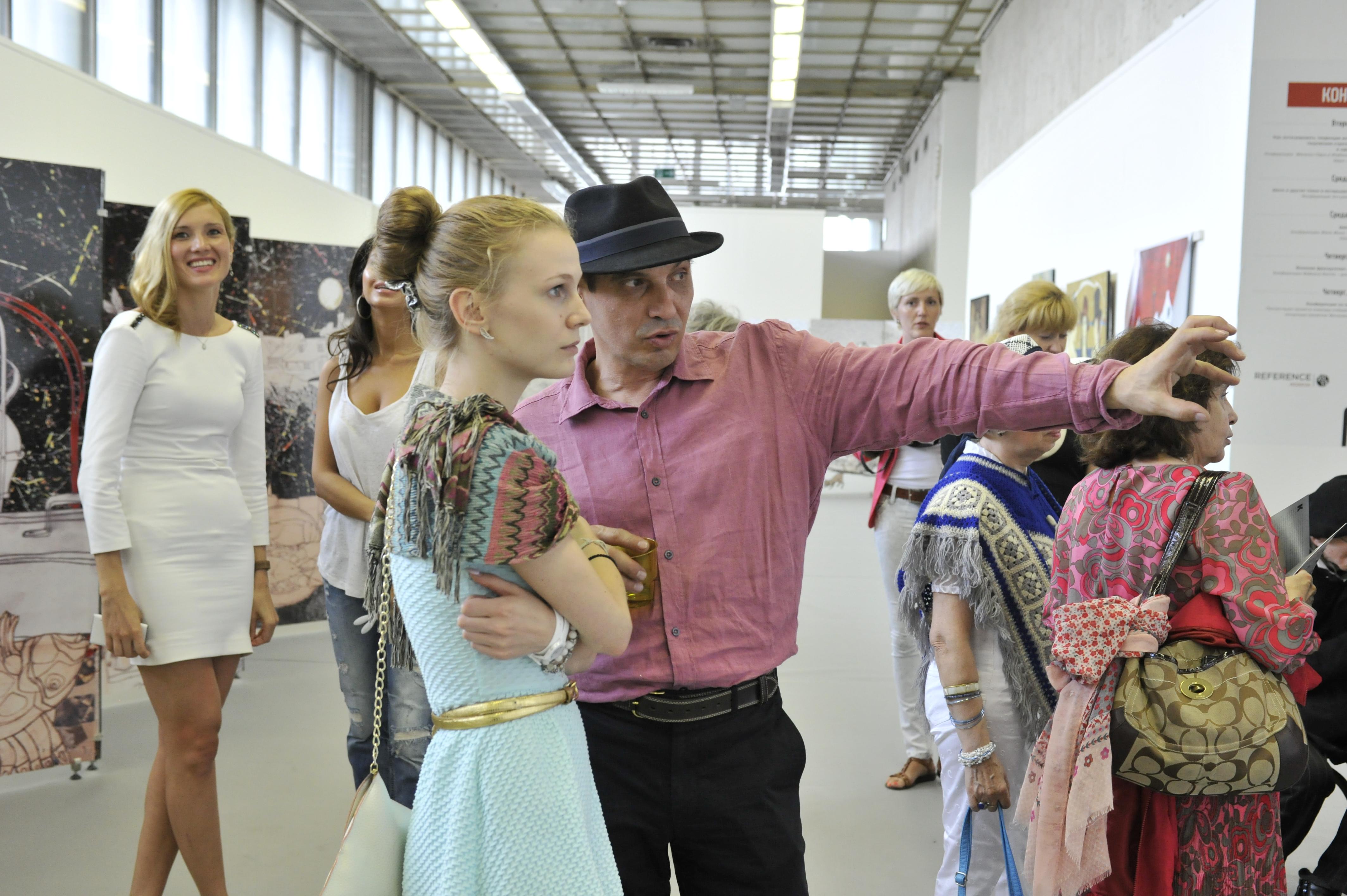 ЦДХ, МОСКВА, РОССИЯ