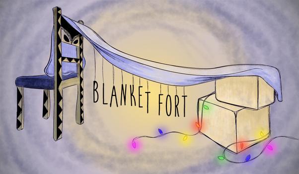 Blanket Fort web banner