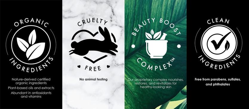 Web banner design + logos