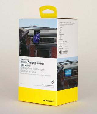 Scosche Vapor packaging