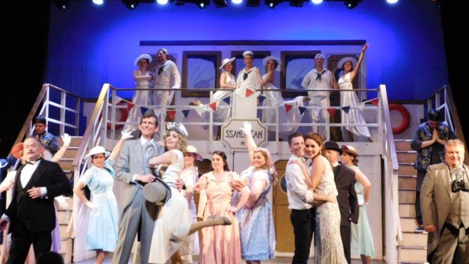 Anything Goes (2016)