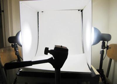 mini home studio test with mini home model