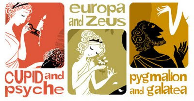 Some Greek Myth lovers for lovers of Greek Myth